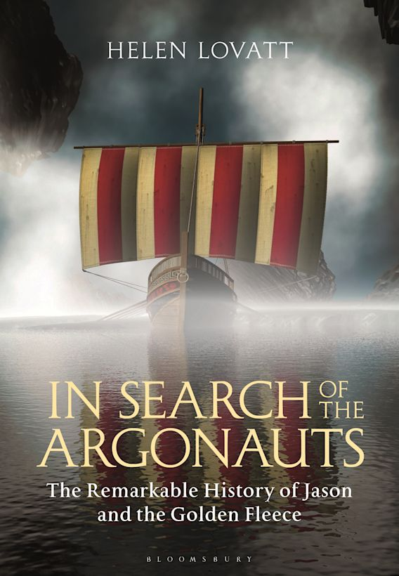 In Search of the Argonauts cover