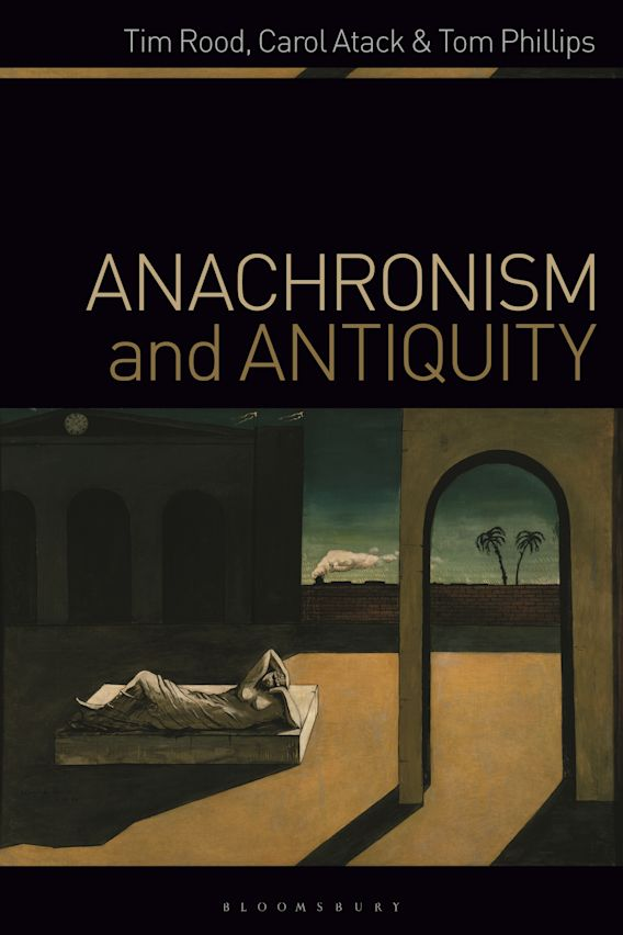 Anachronism and Antiquity cover