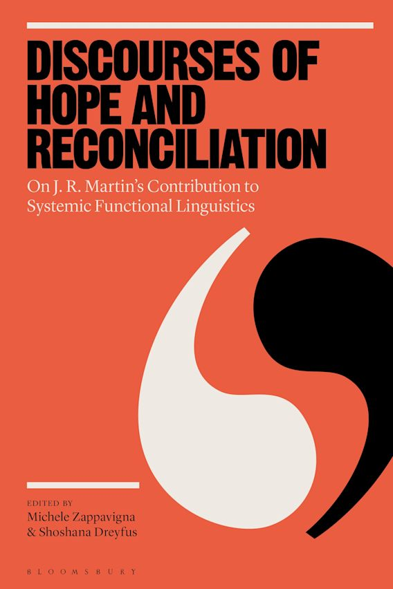 Discourses of Hope and Reconciliation cover