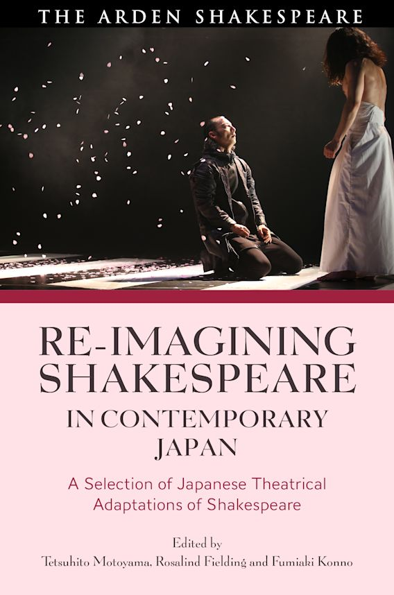 Re-imagining Shakespeare in Contemporary Japan cover