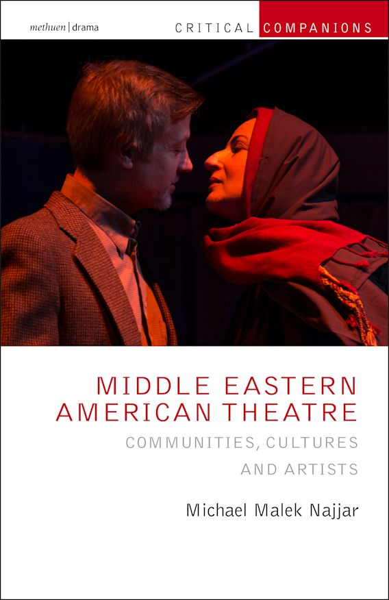 Middle Eastern American Theatre cover