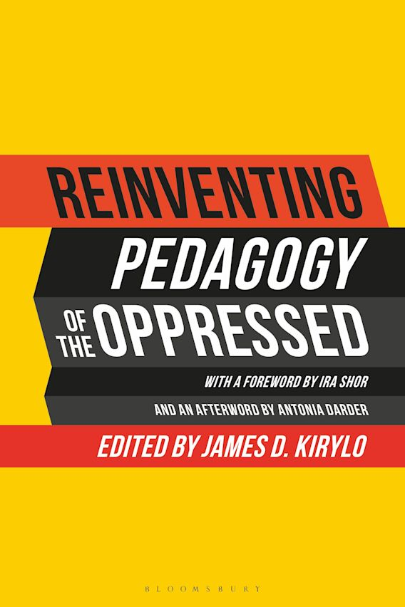Reinventing Pedagogy of the Oppressed cover