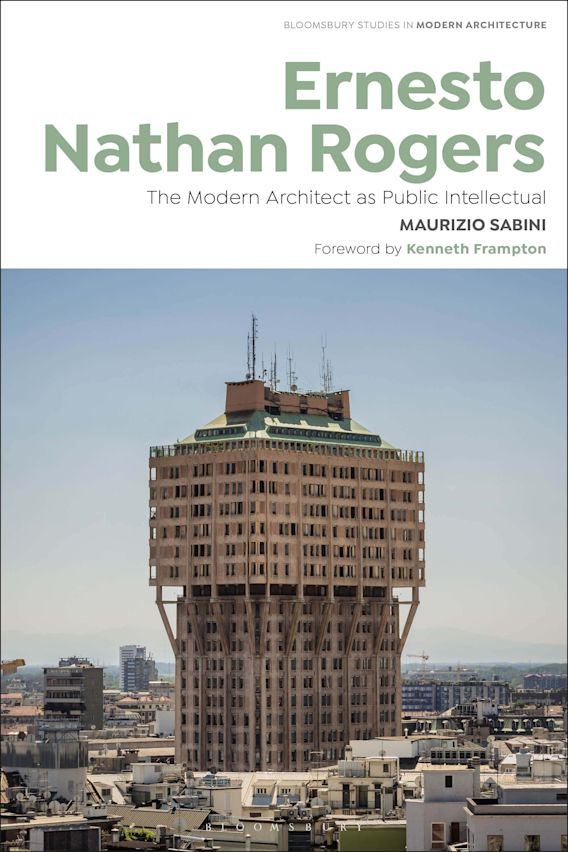 Ernesto Nathan Rogers cover