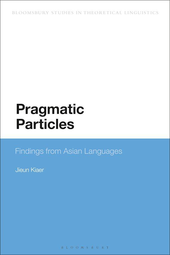 Pragmatic Particles cover