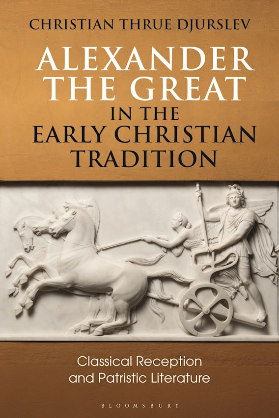 Alexander the Great in the Early Christian Tradition cover