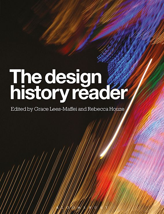 The Design History Reader cover