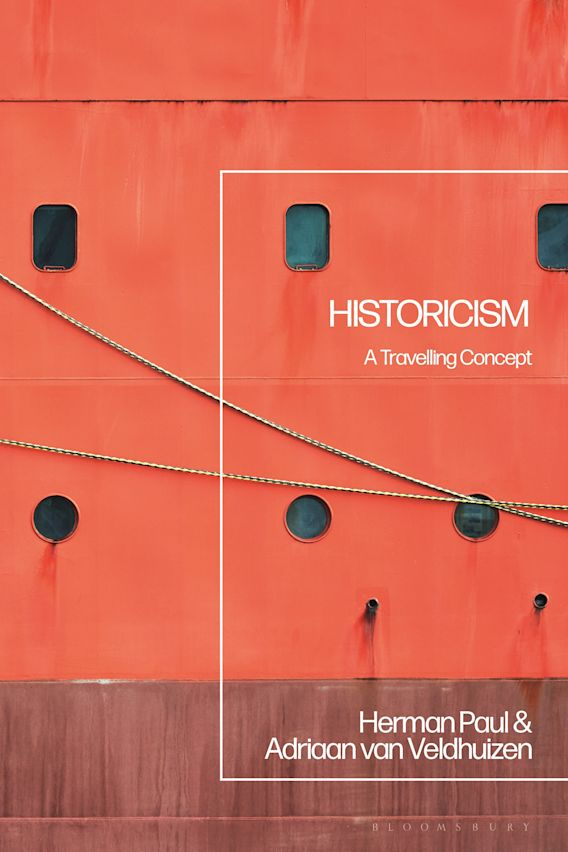 Historicism cover