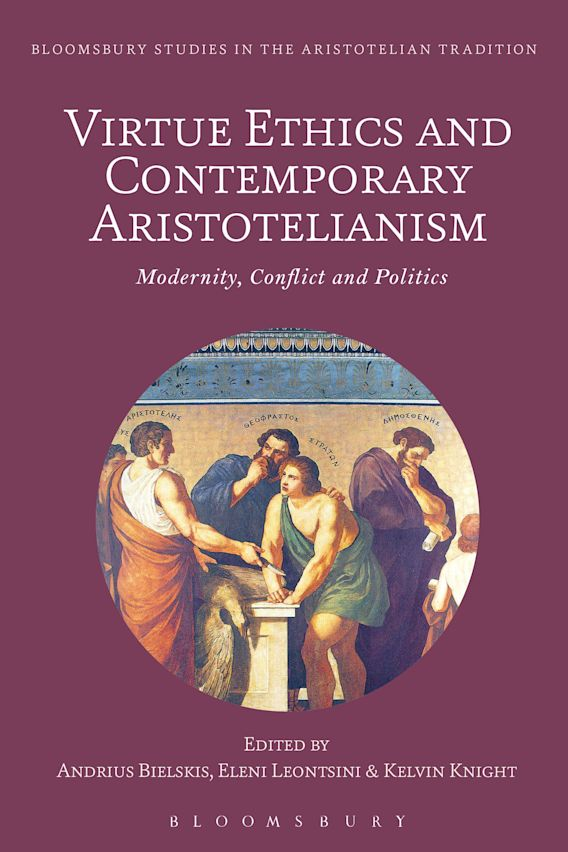 Virtue Ethics and Contemporary Aristotelianism cover