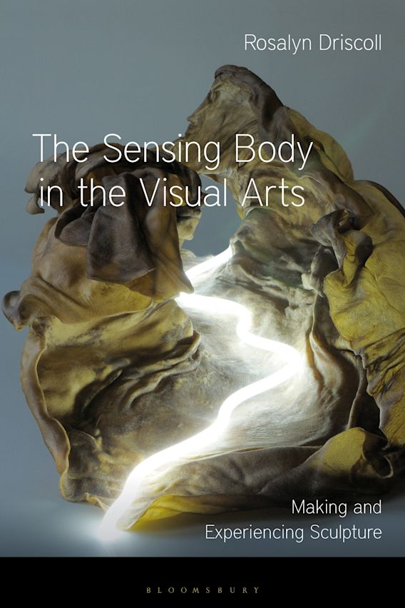 The Sensing Body in the Visual Arts cover