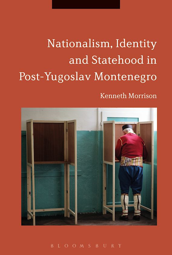 Nationalism, Identity and Statehood in Post-Yugoslav Montenegro cover