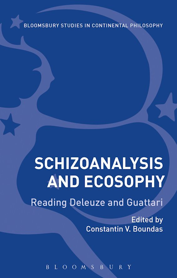 Schizoanalysis and Ecosophy cover