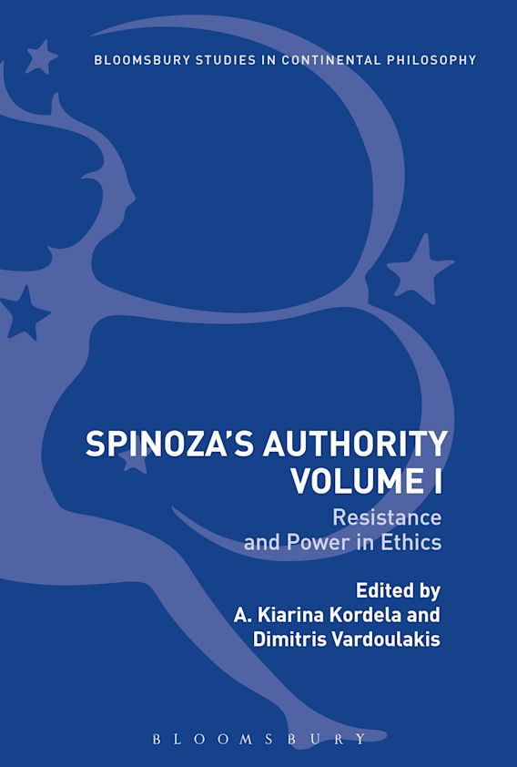 Spinoza's Authority Volume I cover