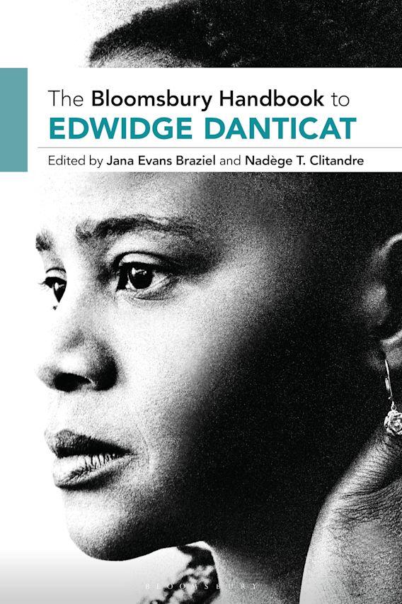 The Bloomsbury Handbook to Edwidge Danticat cover