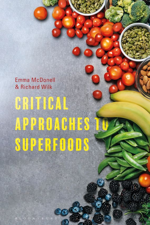 Critical Approaches to Superfoods cover