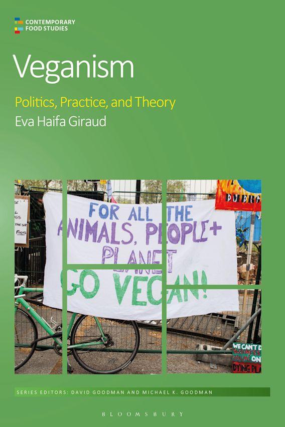 Veganism cover