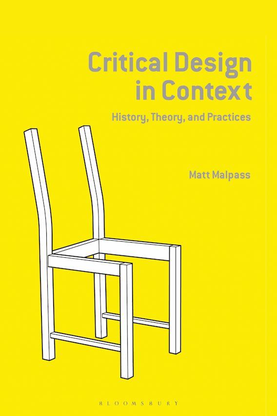 Critical Design in Context cover