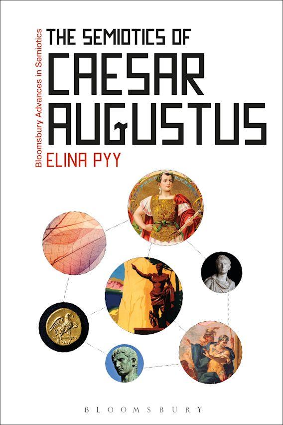 The Semiotics of Caesar Augustus cover