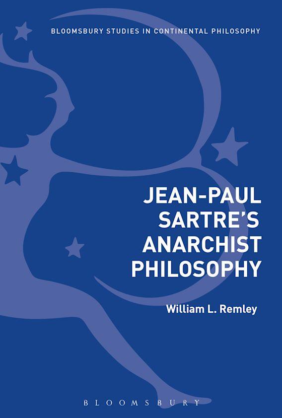 Jean-Paul Sartre's Anarchist Philosophy cover