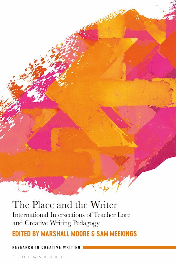 The Place and the Writer cover