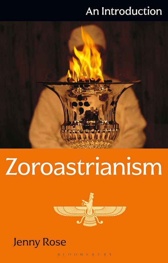 Zoroastrianism cover