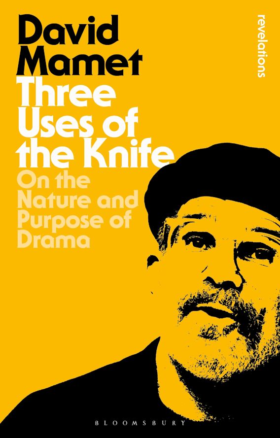 Three Uses Of The Knife cover