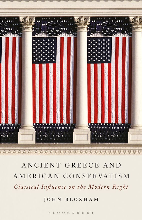 Ancient Greece and American Conservatism cover