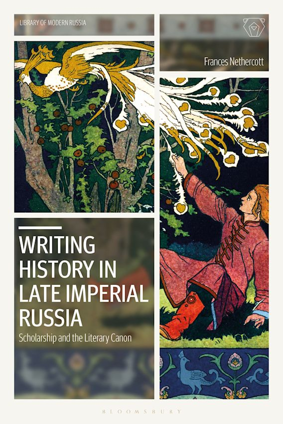 Writing History in Late Imperial Russia cover