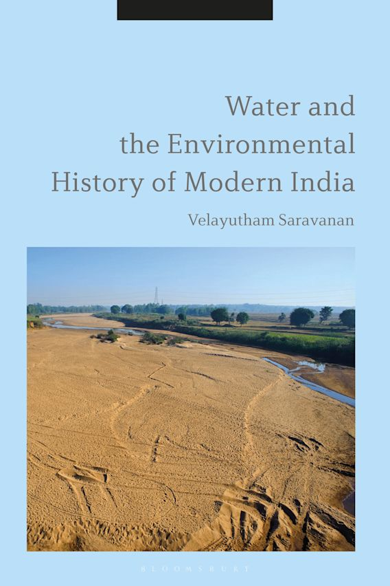 Water and the Environmental History of Modern India cover