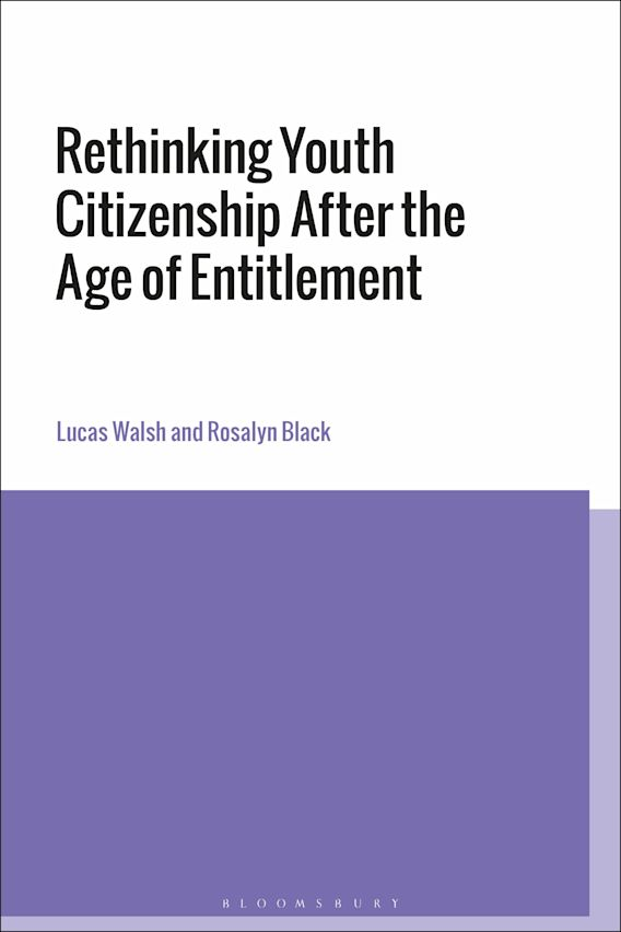 Rethinking Youth Citizenship After the Age of Entitlement cover