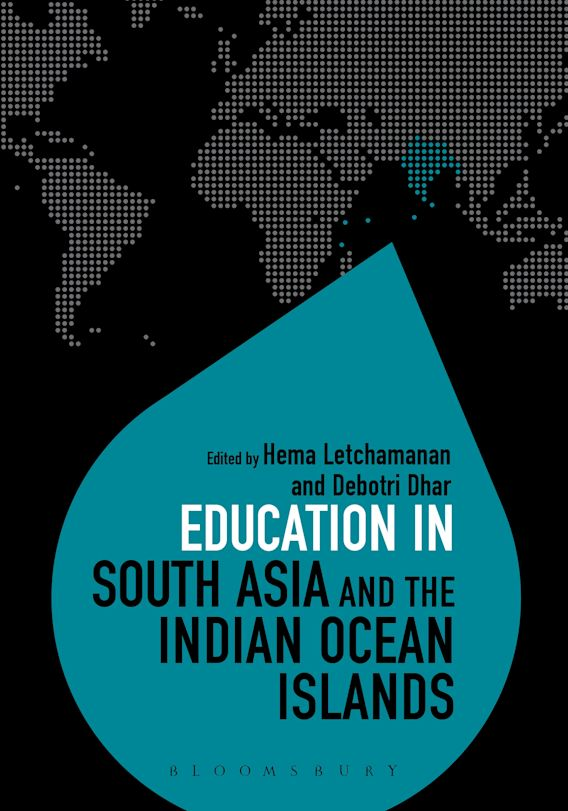 Education in South Asia and the Indian Ocean Islands cover