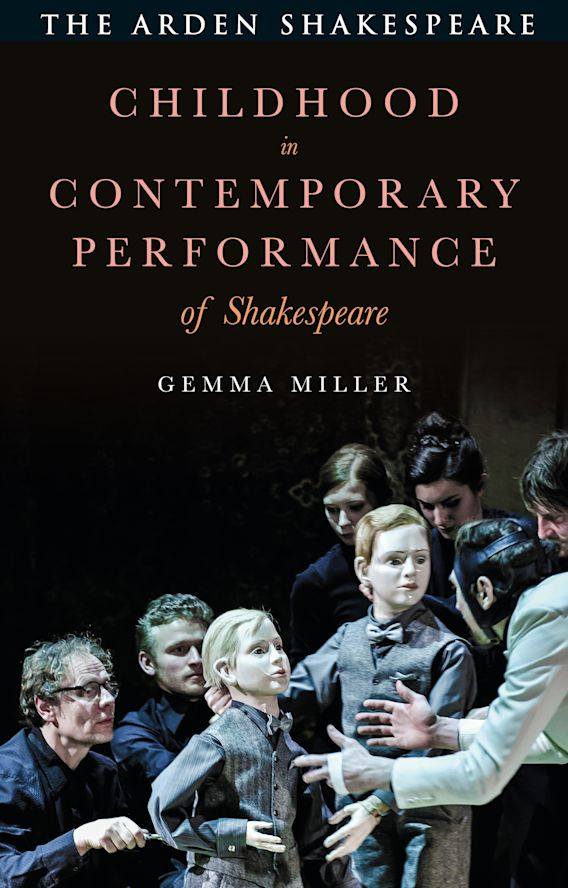 Childhood in Contemporary Performance of Shakespeare cover