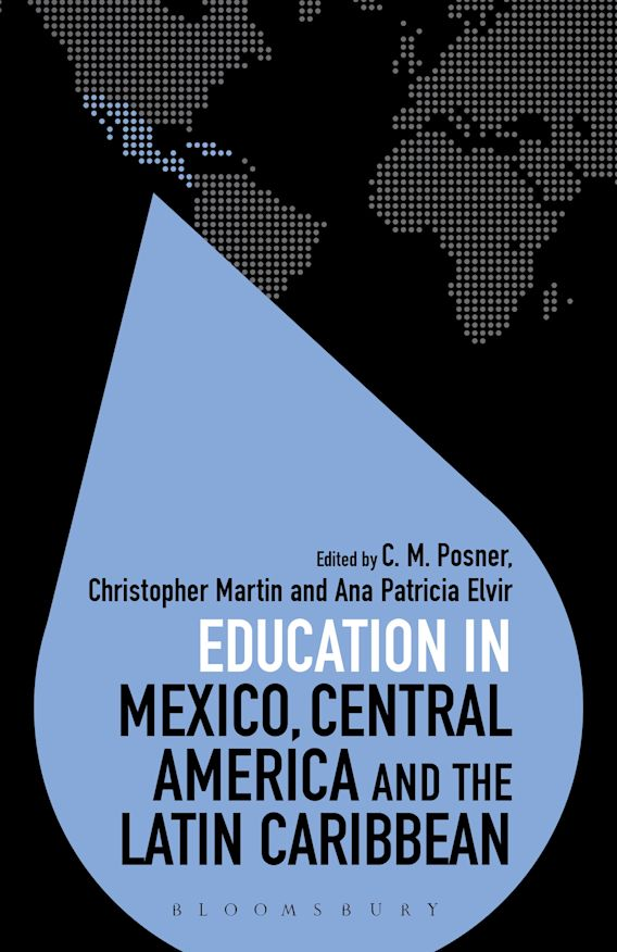 Education in Mexico, Central America and the Latin Caribbean cover