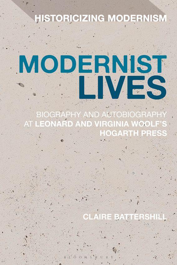 Modernist Lives cover