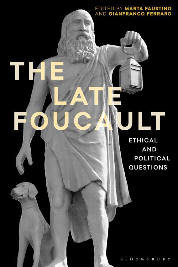 The Late Foucault cover