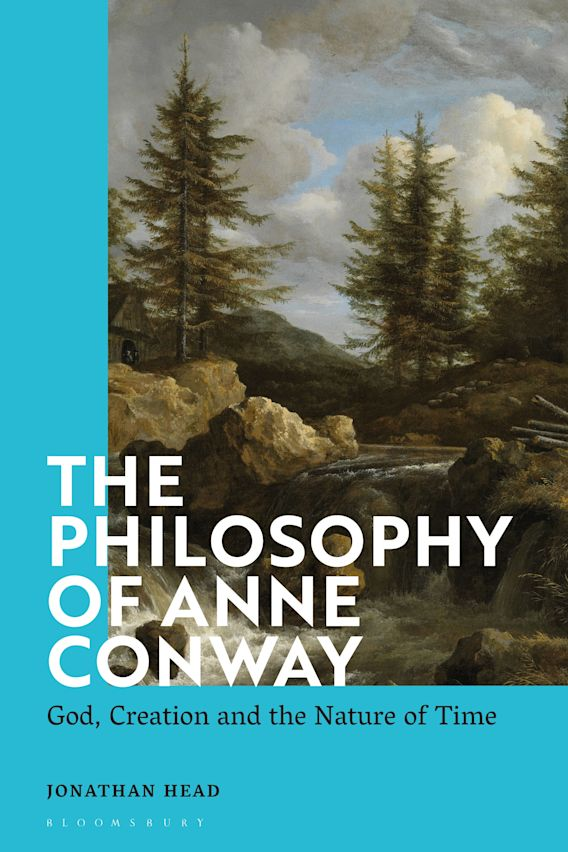 The Philosophy of Anne Conway cover