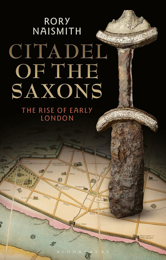 Citadel of the Saxons cover