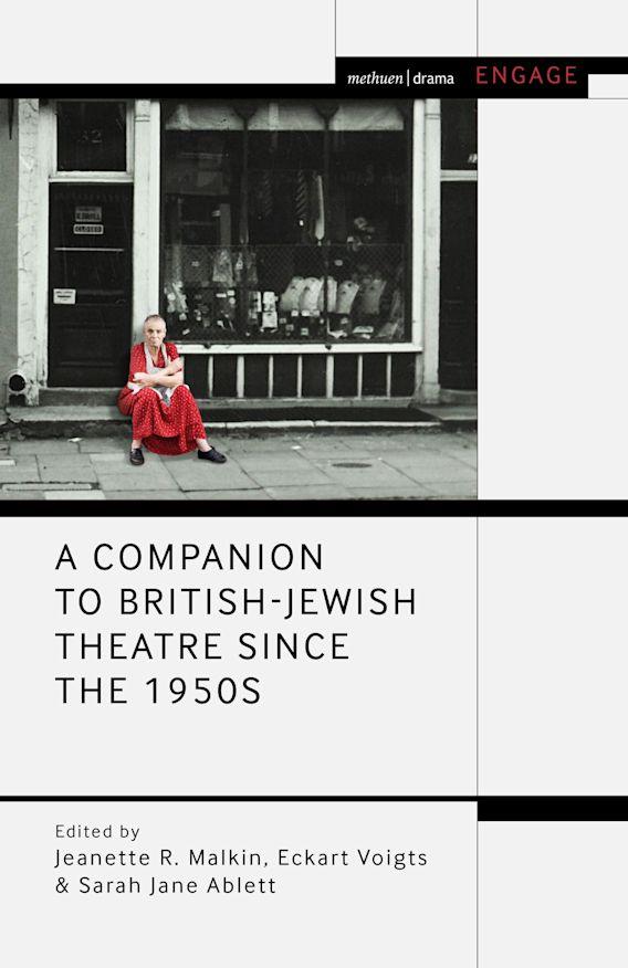A Companion to British-Jewish Theatre Since the 1950s cover