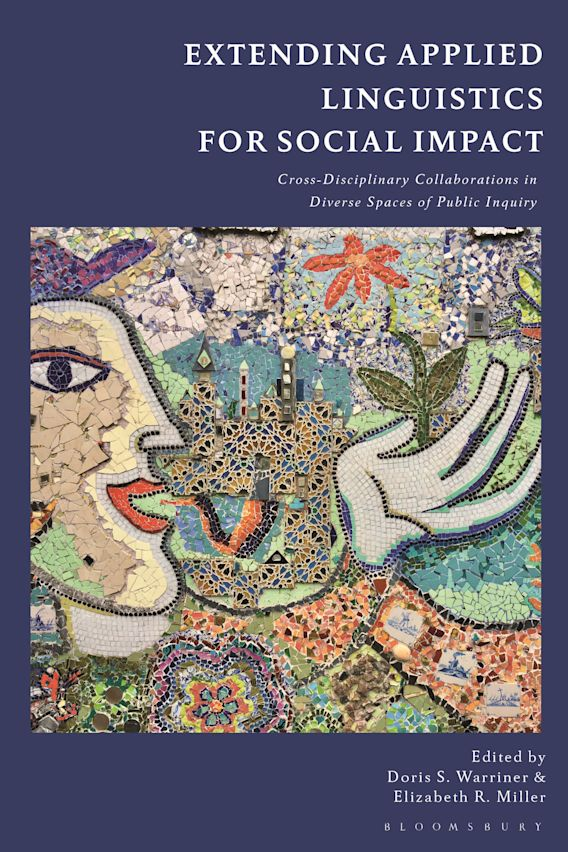 Extending Applied Linguistics for Social Impact cover