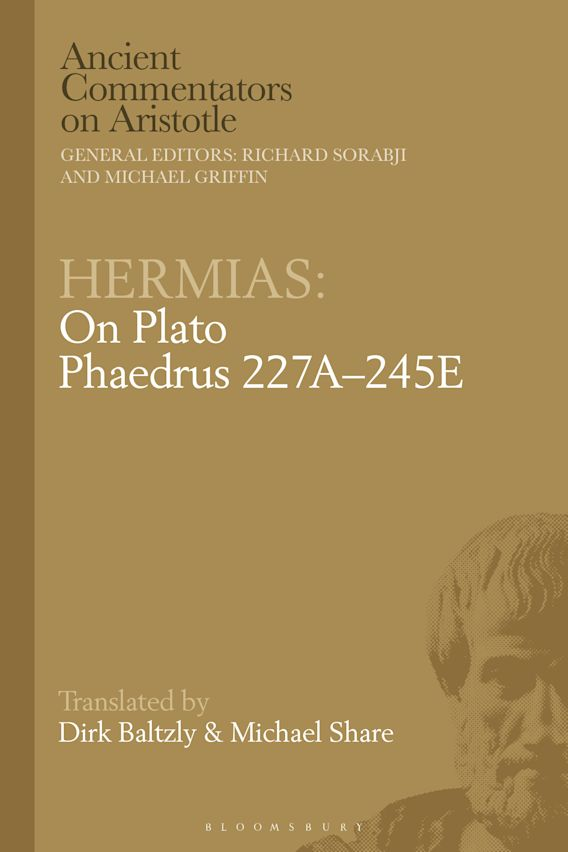 Hermias: On Plato Phaedrus 227A–245E cover