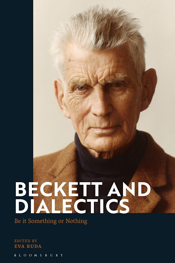 Beckett and Dialectics cover