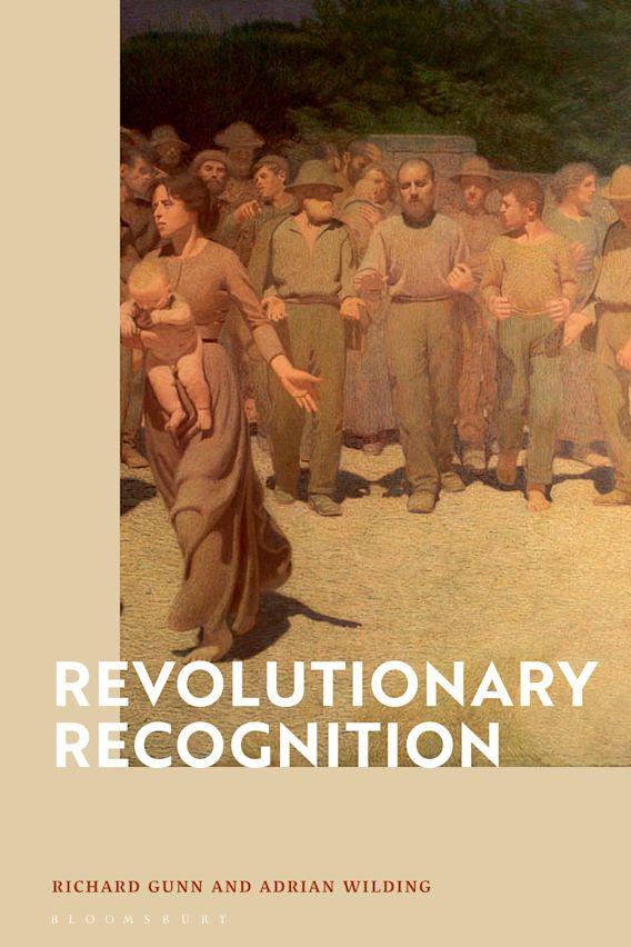 Revolutionary Recognition cover