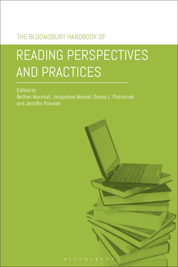The Bloomsbury Handbook of Reading Perspectives and Practices cover