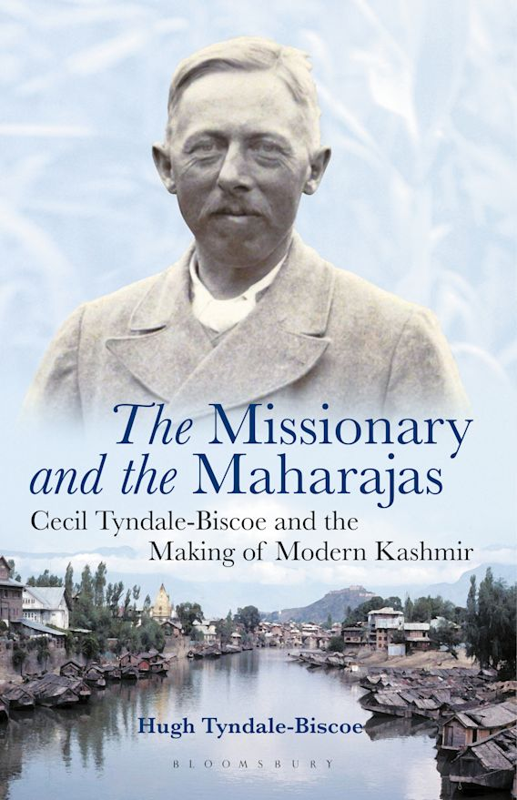 The Missionary and the Maharajas cover