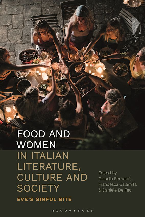 Food and Women in Italian Literature, Culture and Society cover