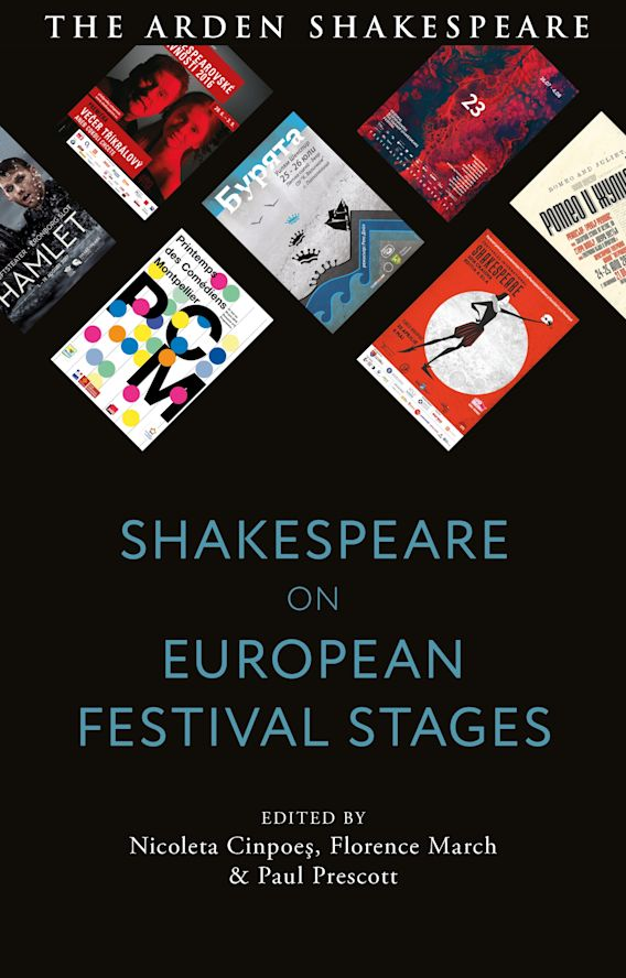 Shakespeare on European Festival Stages cover