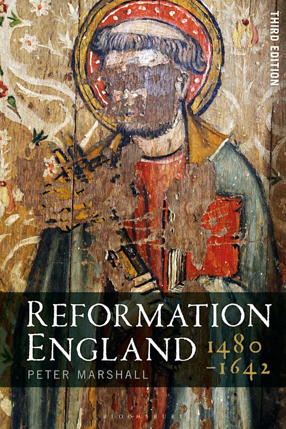 Reformation England 1480-1642 cover