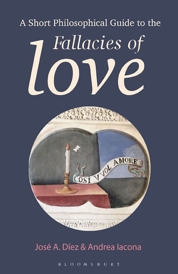 A Short Philosophical Guide to the Fallacies of Love cover