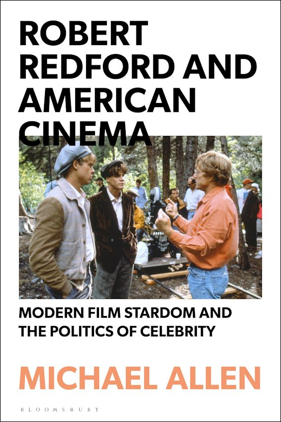 Robert Redford and American Cinema cover