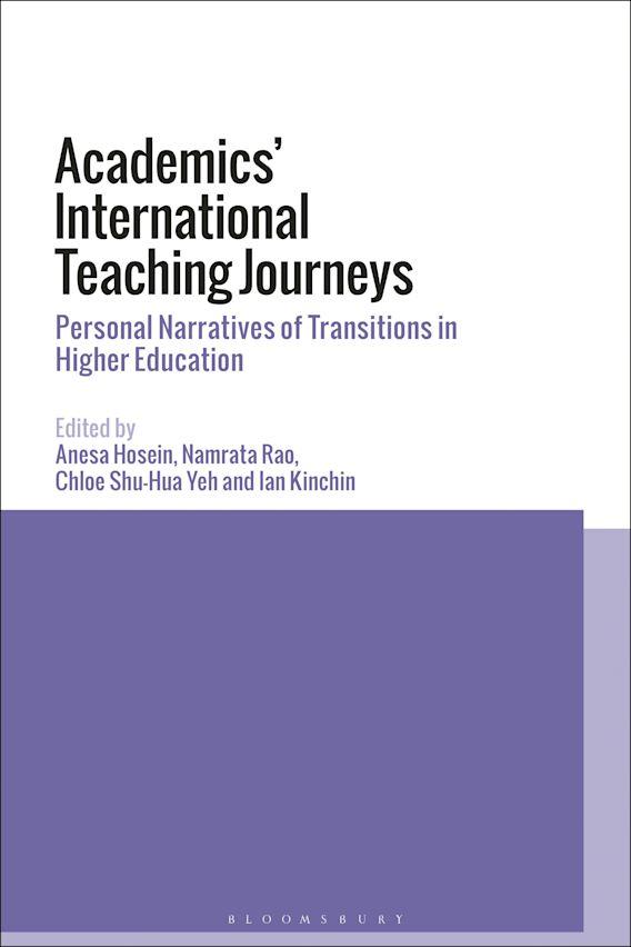 Academics' International Teaching Journeys cover