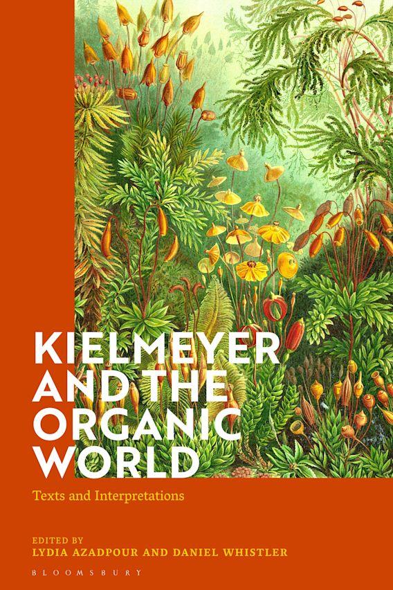 Kielmeyer and the Organic World cover